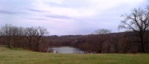 The view of Swan Lake at the Rockefeller Preserve I see my walks there as emblematic of the Journey I am on