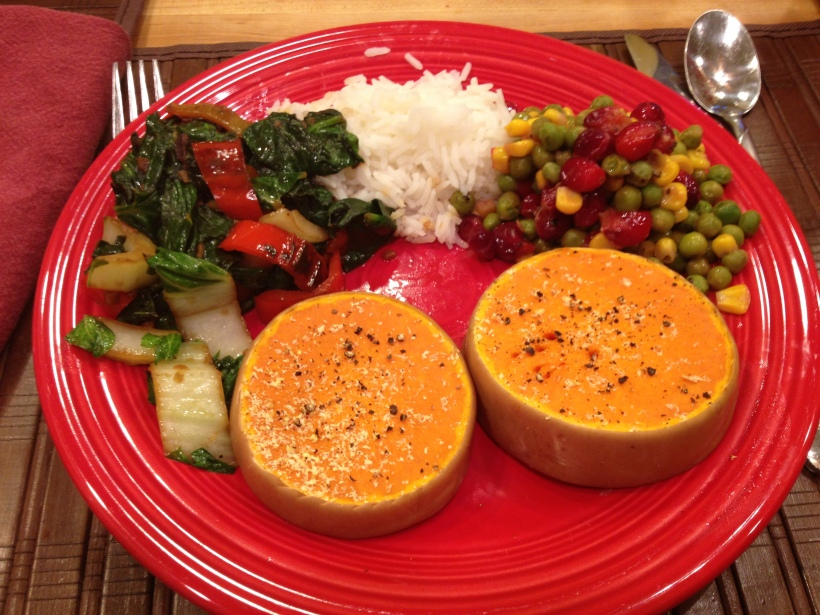 Dinner January 26