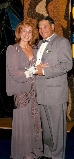 Mom and Dad at my Wedding