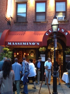 Wonderful little restaurant in Boston's north end.