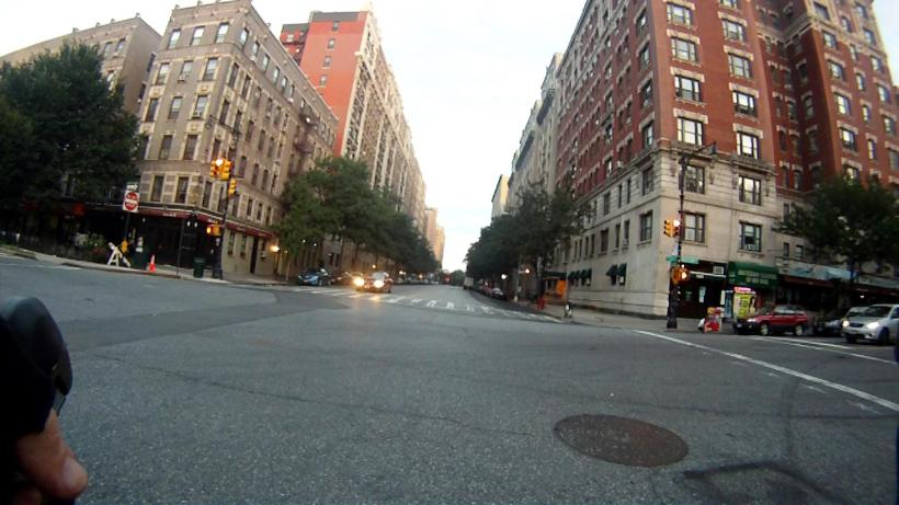The Streets of Manhattan