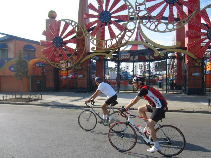 On Coney Island